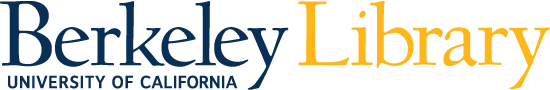 UC Berkeley Libraries logo